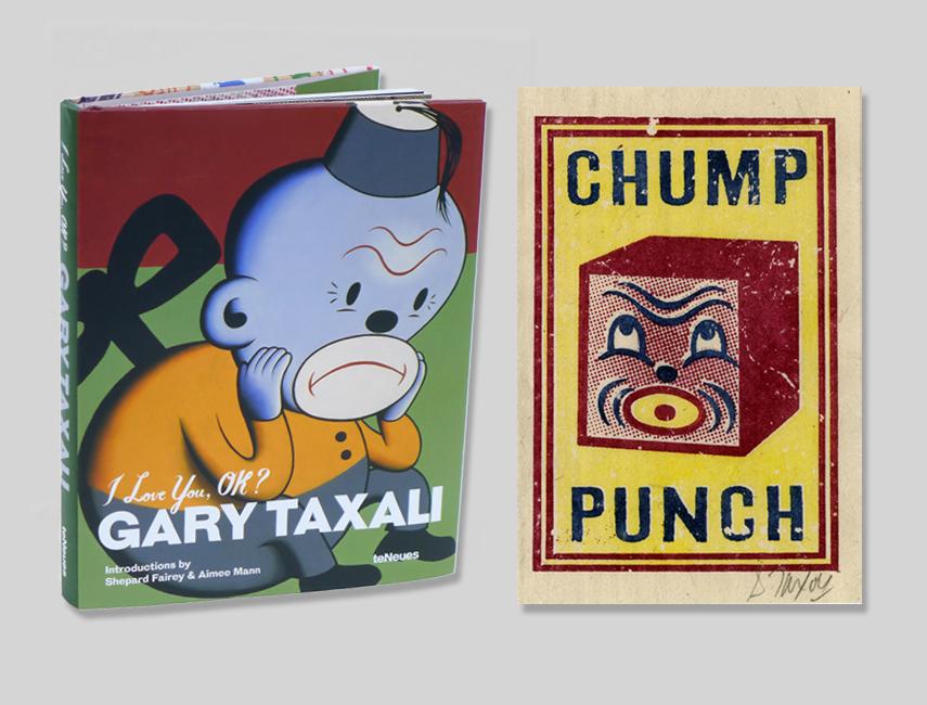 Gary taxali chump punch