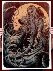 Godmachine Odin