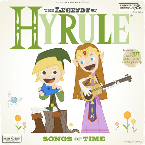 "Joey Spiotto ""The Legend of Hyrule"""