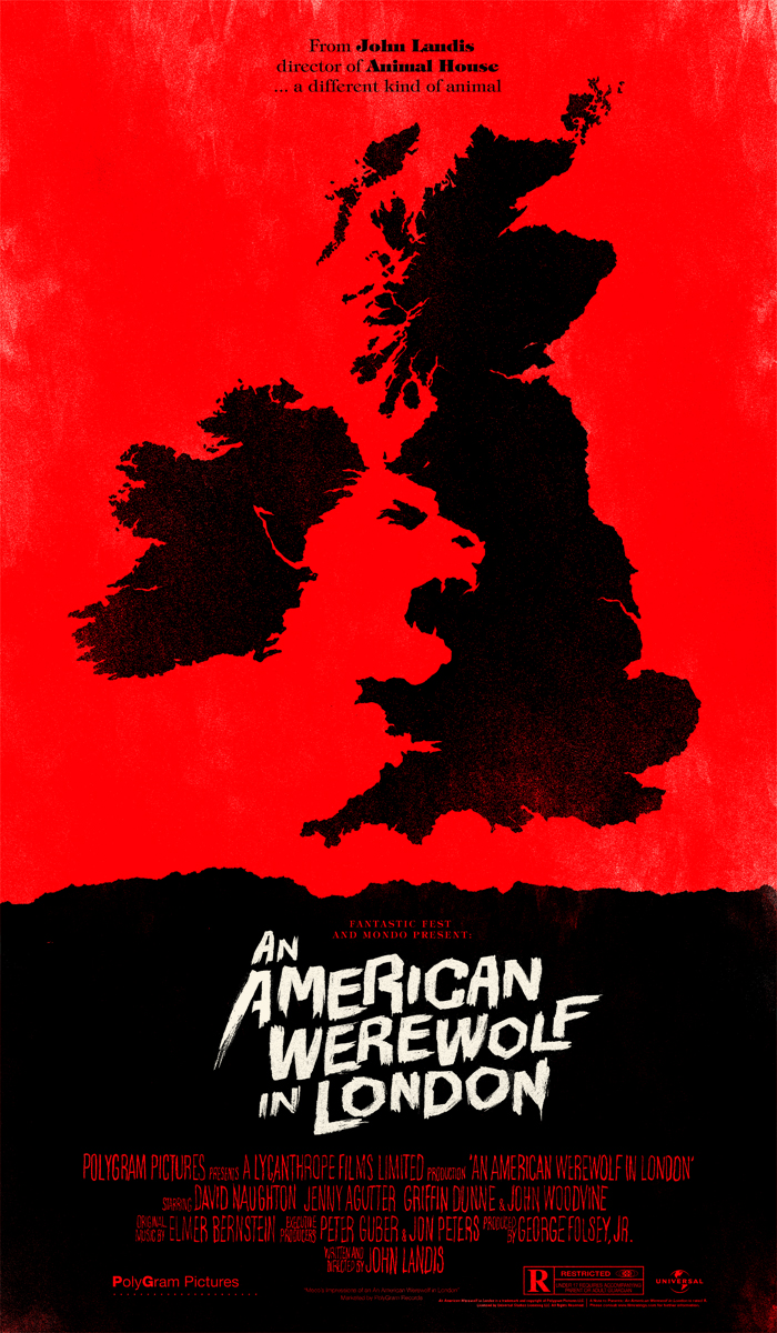 Moss An American Werewolf in London
