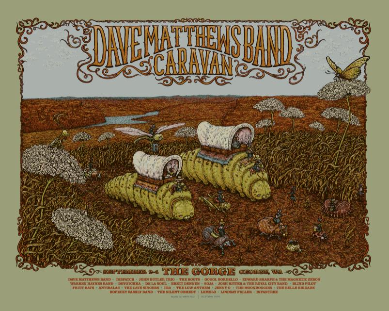 Spusta Dave Matthews Band