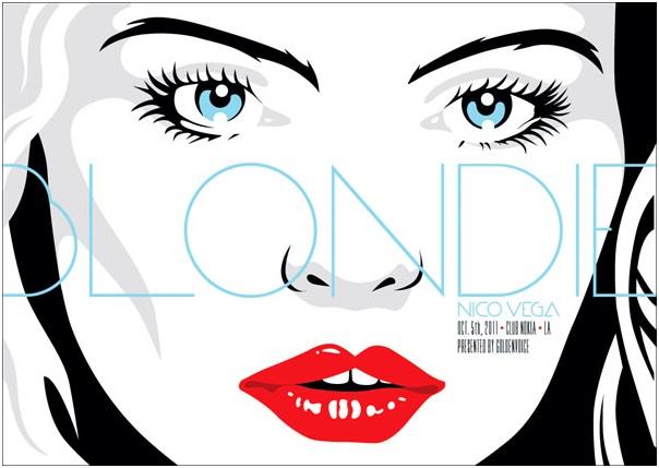 Arens Blondie Los Angeles