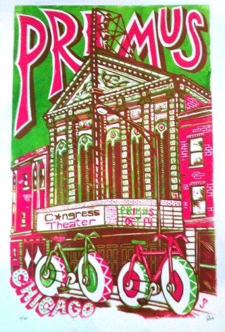 Pollock Primus chicago il