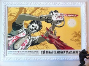 Proctor Texas Chainsaw Massacre tattoomike