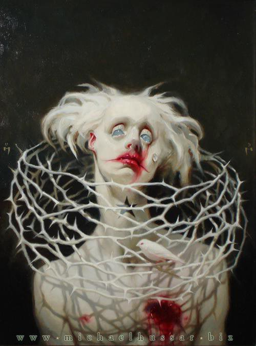 Michael Hussar Paintings For Sale