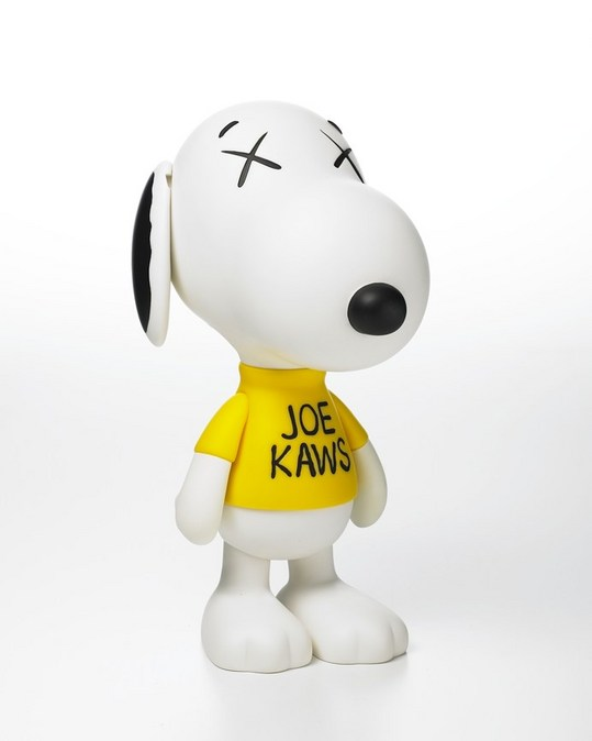 kaws snoopy 2