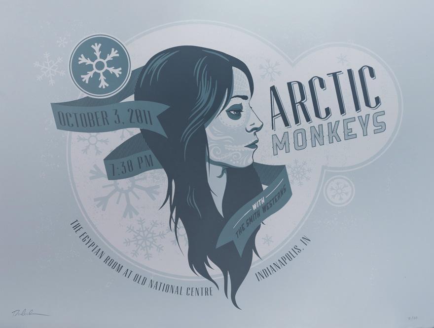 ronlewhorn ArcticMonkeys-Blue