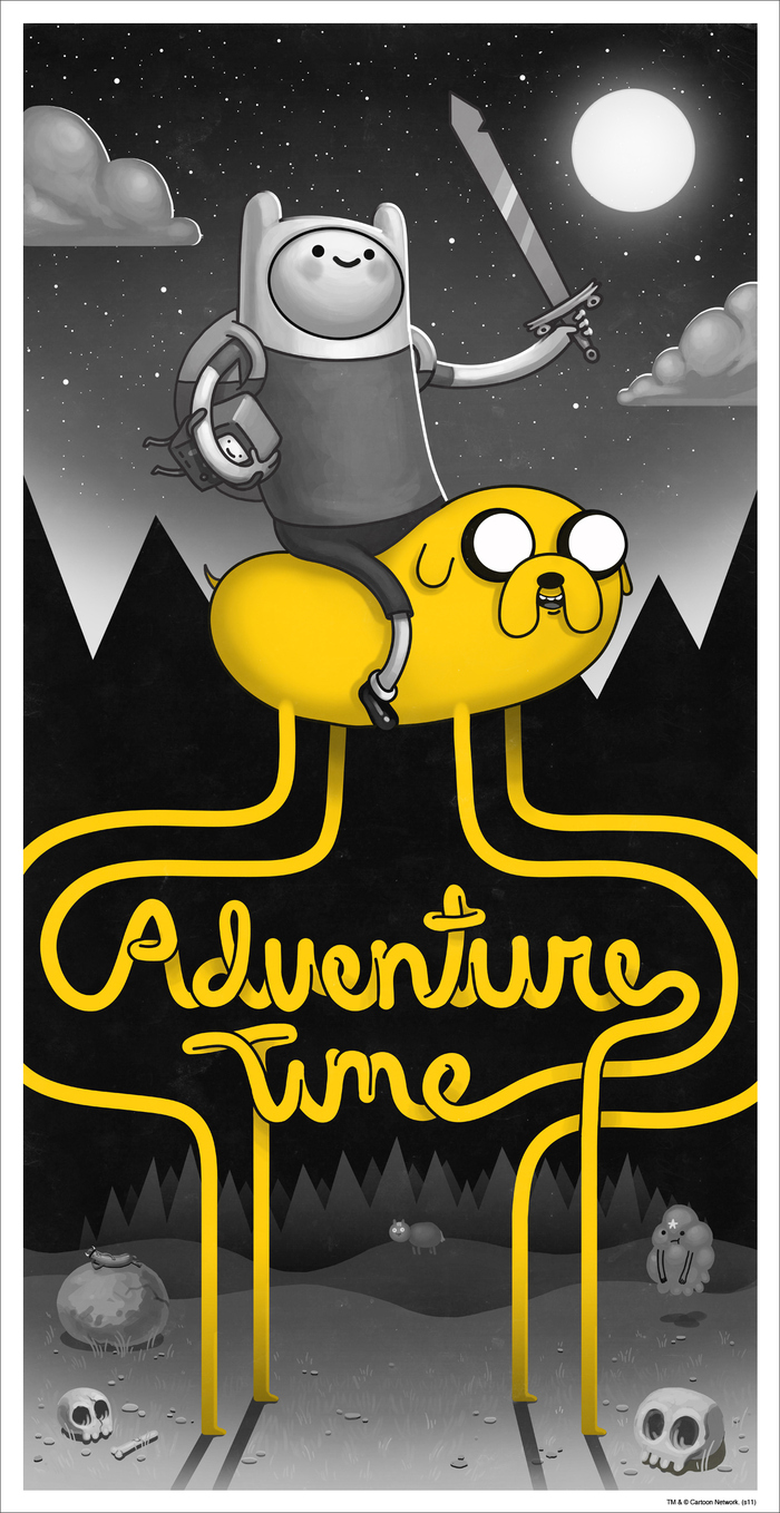 Mitchell adventure time
