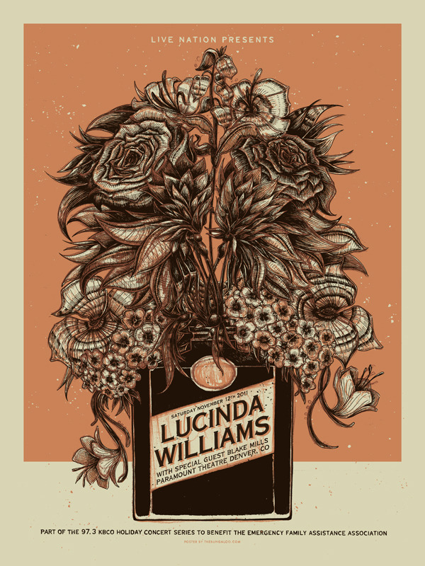 Vogl lucinda Williams denver co