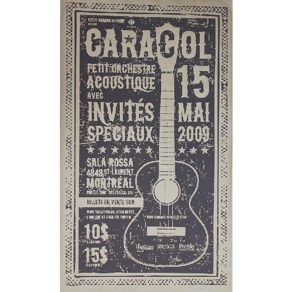 carcol poster