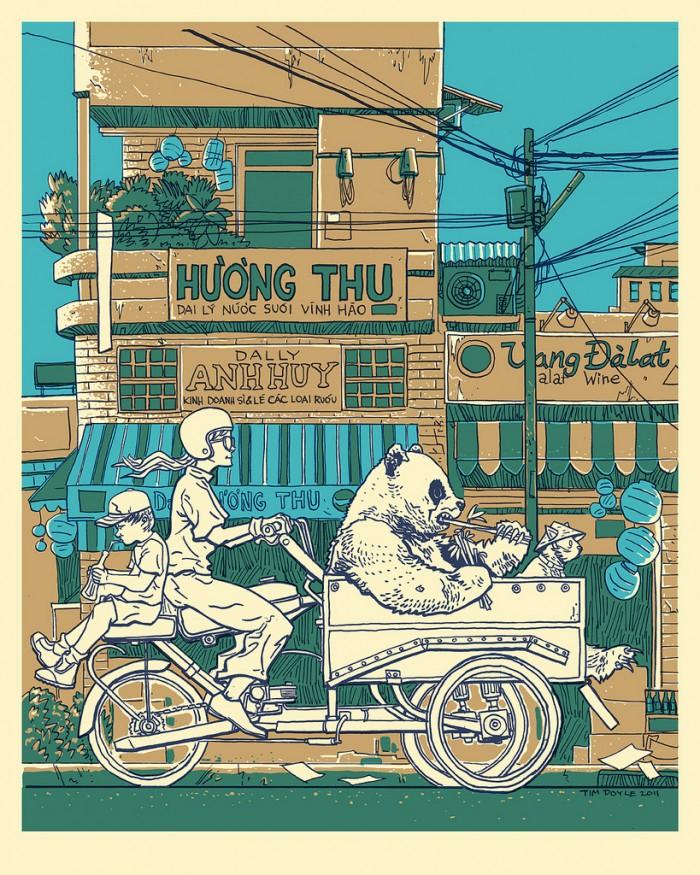 doyle vietnam on wheels 2