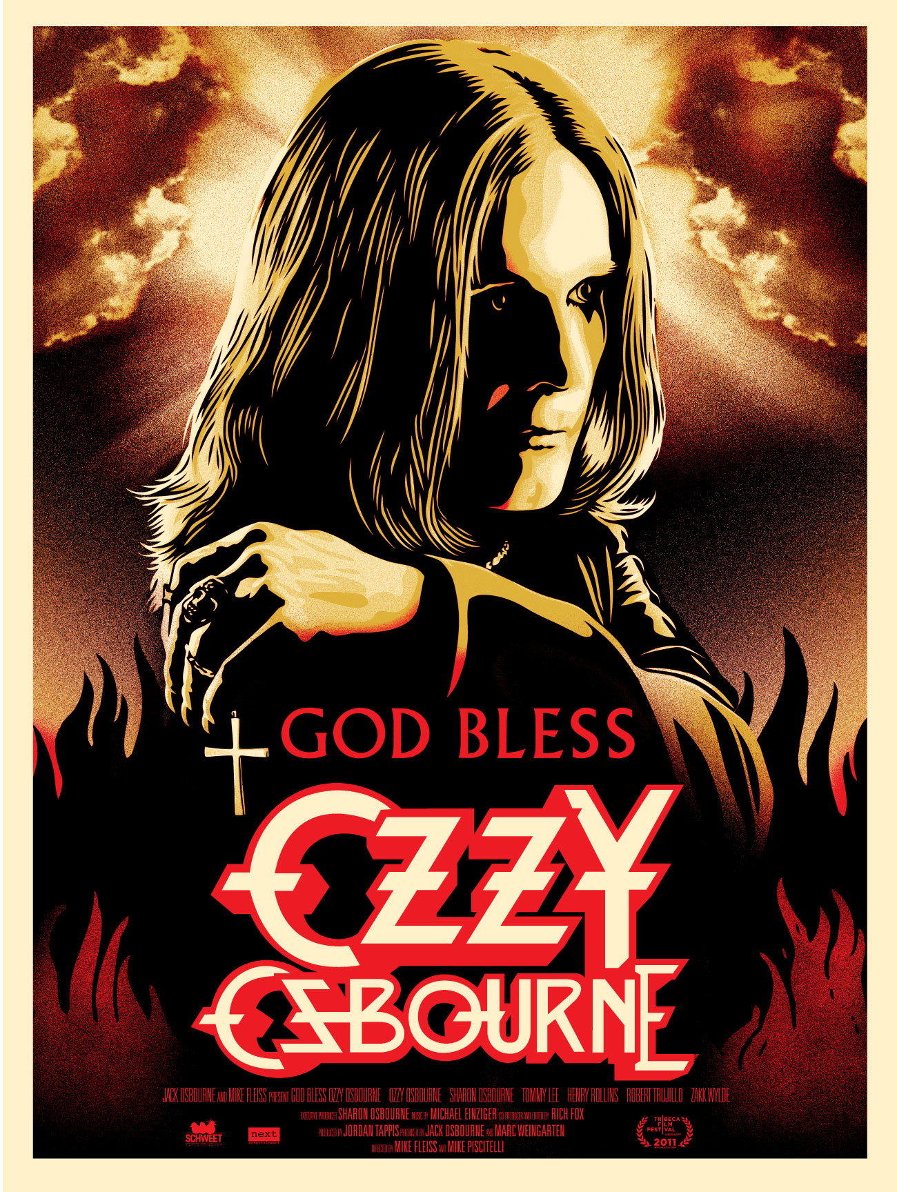 fairey god bless ozzy osbourne