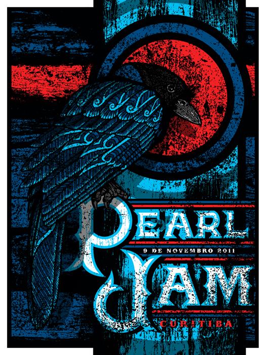 Pearl Jam - Brisbane, Australia - February 9th 2003