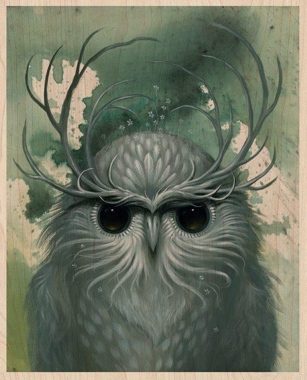 soto snow owl