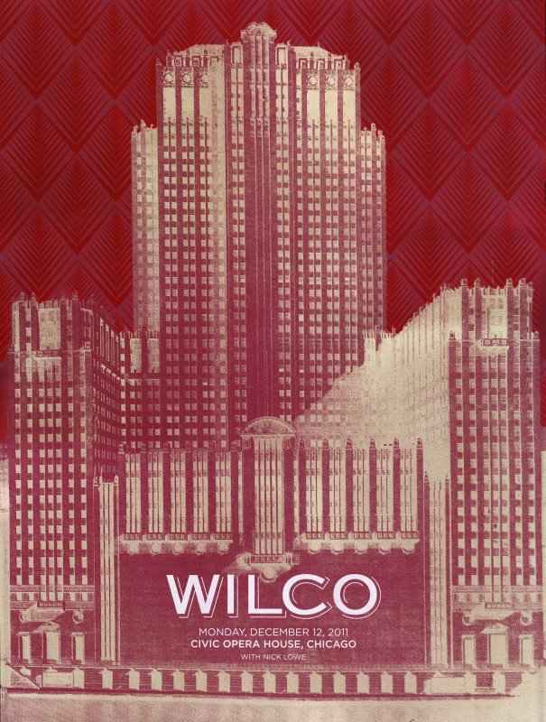 Pfahlert Creative Labs wilco civic opera house