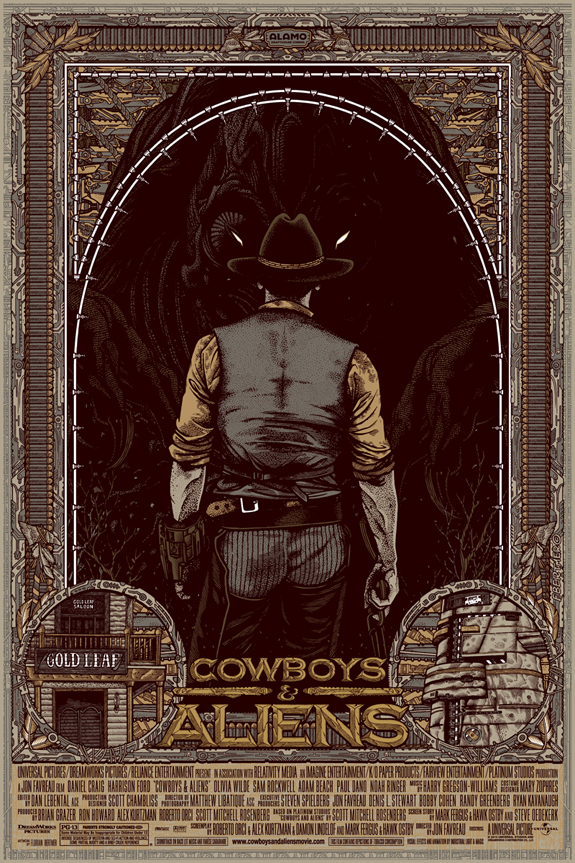 bertmer cowboys and aliens