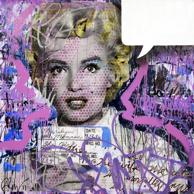 gagnon Marilyn Monroe - Everything To Say. No Time To Say It. 1