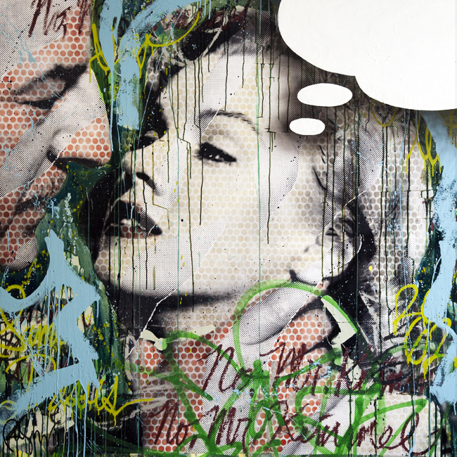 gagnon Marilyn Monroe - Everything To Say. No Time To Say It. 4