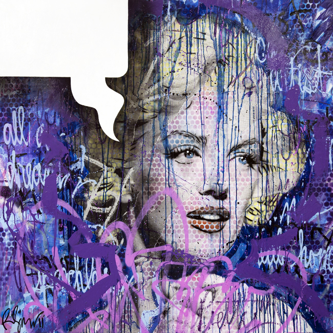 gagnon Marilyn Monroe - Everything To Say. No Time To Say It. 5