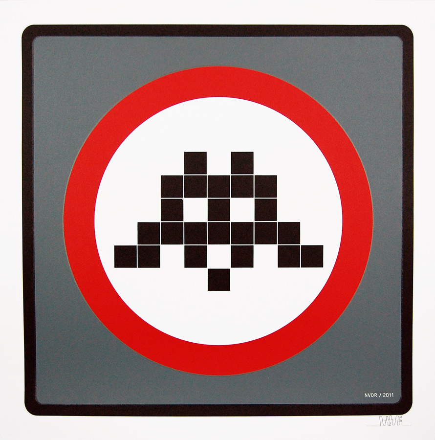 invader warning invader