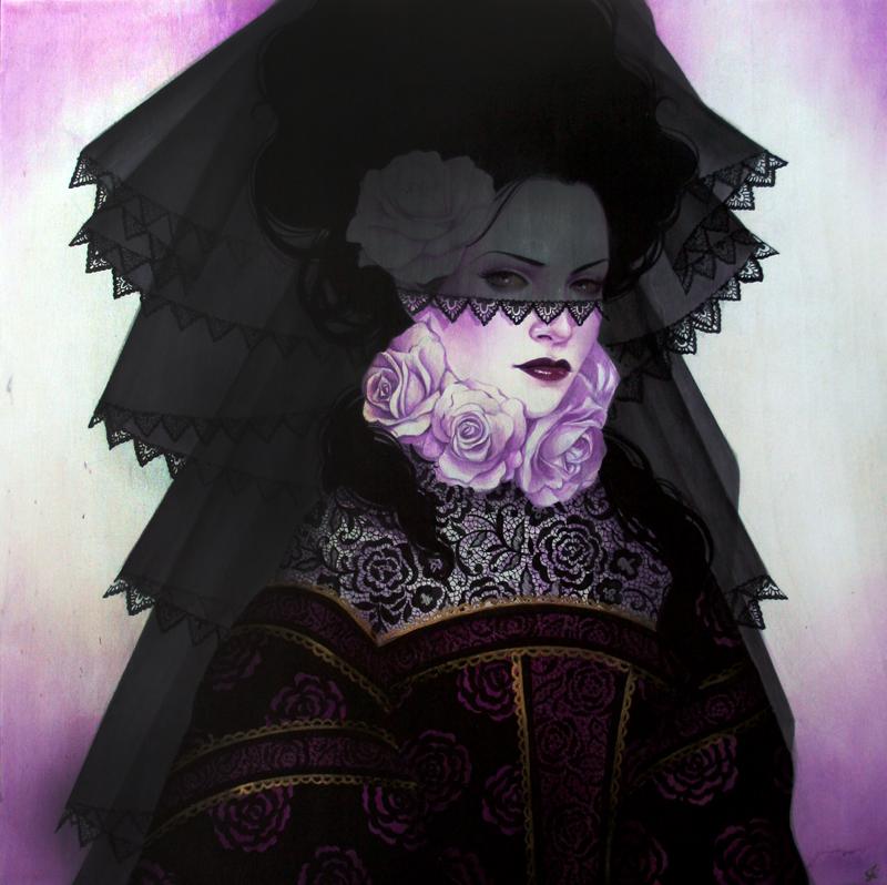 ji violet rose