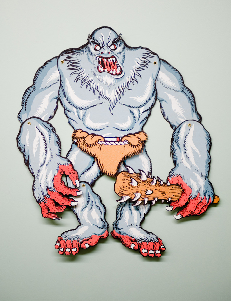 lango The Abominable Snowman