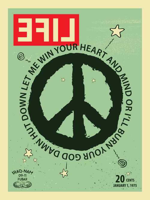 lifeversa PeaceOut