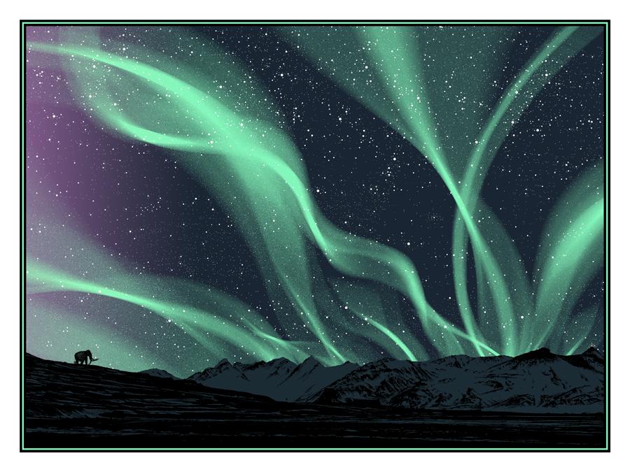 mccarthy aurora borealis