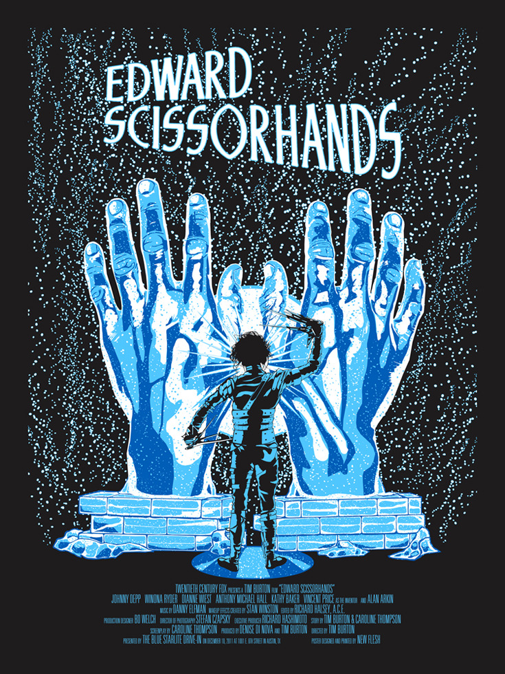ne edward scissorhands