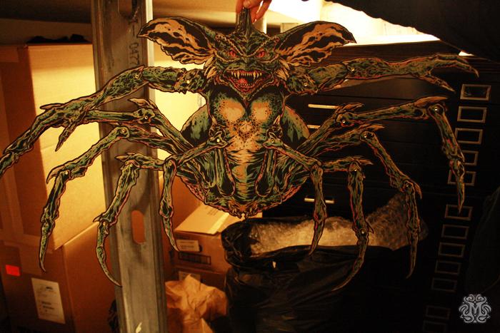 taylor spider gremlin