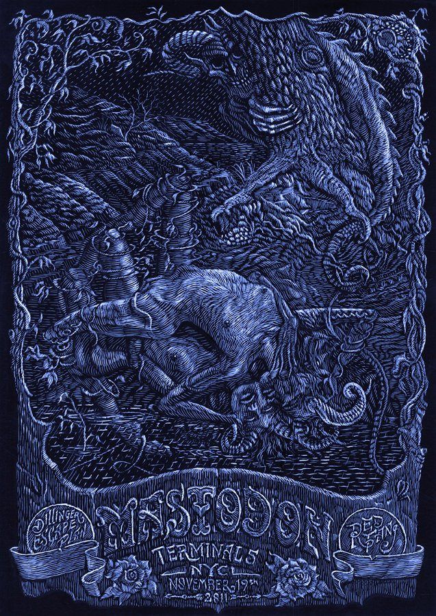welker mastodon