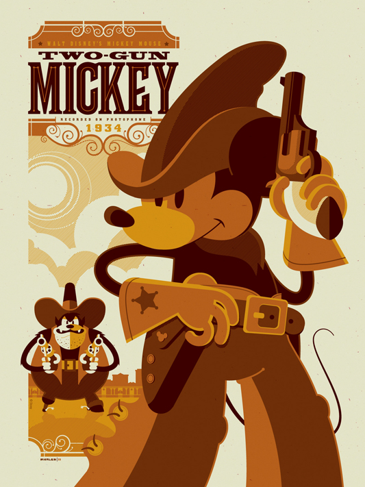 whalen two gun mickey