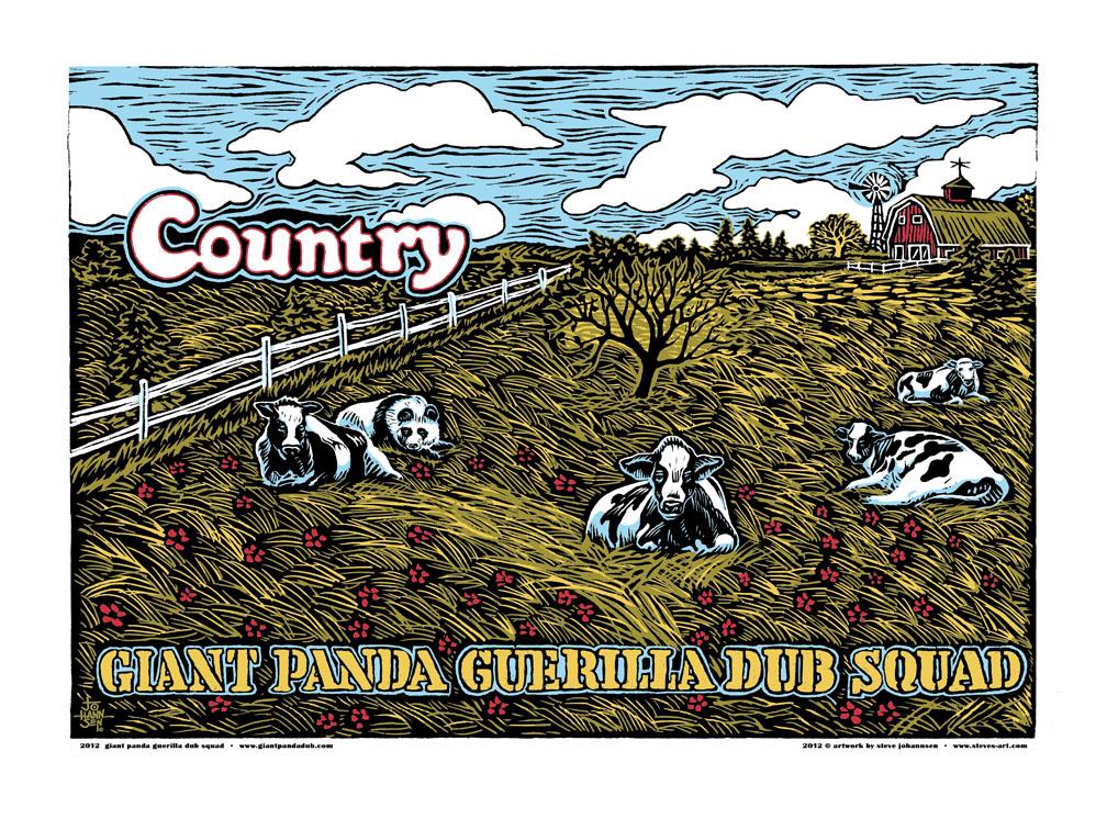 Johannsen country