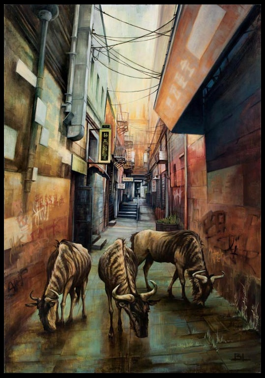 levinson street of three beasts