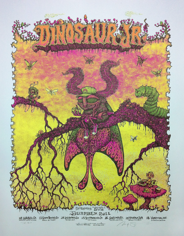 spusta dinosaur jr dec tour 2