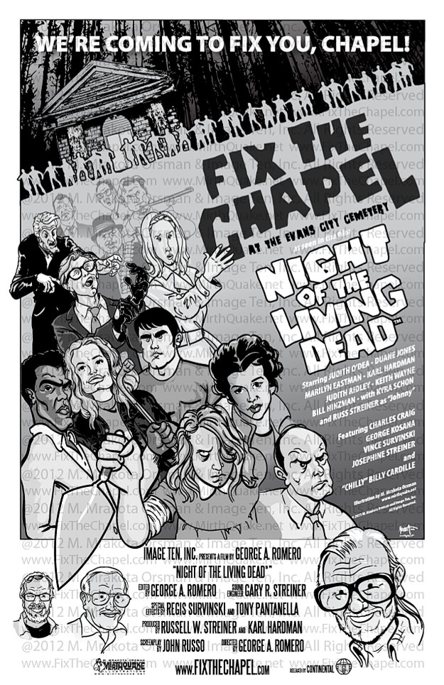 Orsman night of the living dead