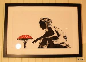 dolk mushroom girl Christian W