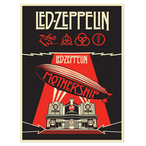 Led Zeppelin 411posters