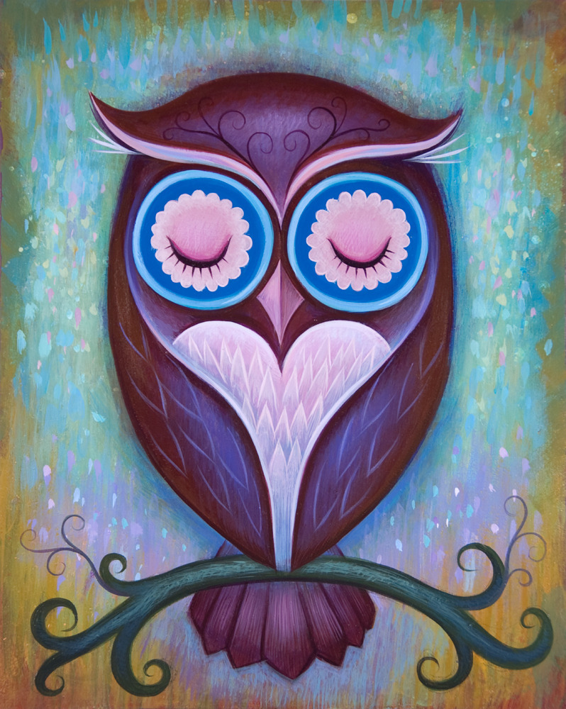 ketner sleepy owl