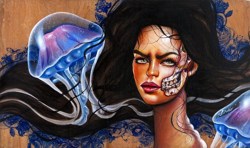 mj lindo Medusa
