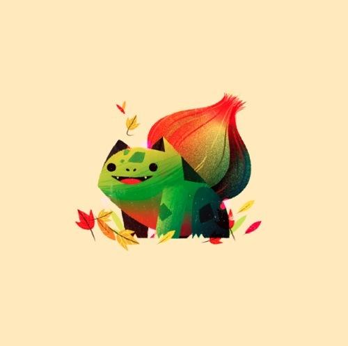 moss Bulbasaur