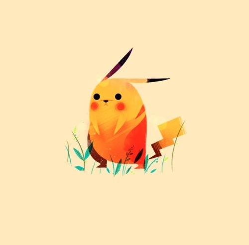 moss Pikachu