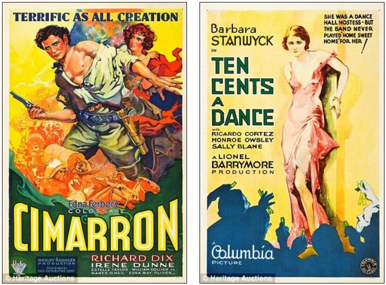 Cimarron Ten Cents a Dance