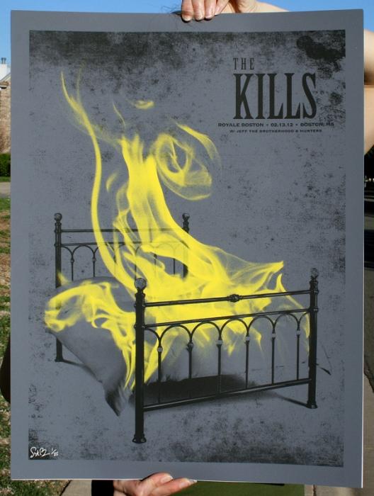 slater the kills boston ma 2012 variant