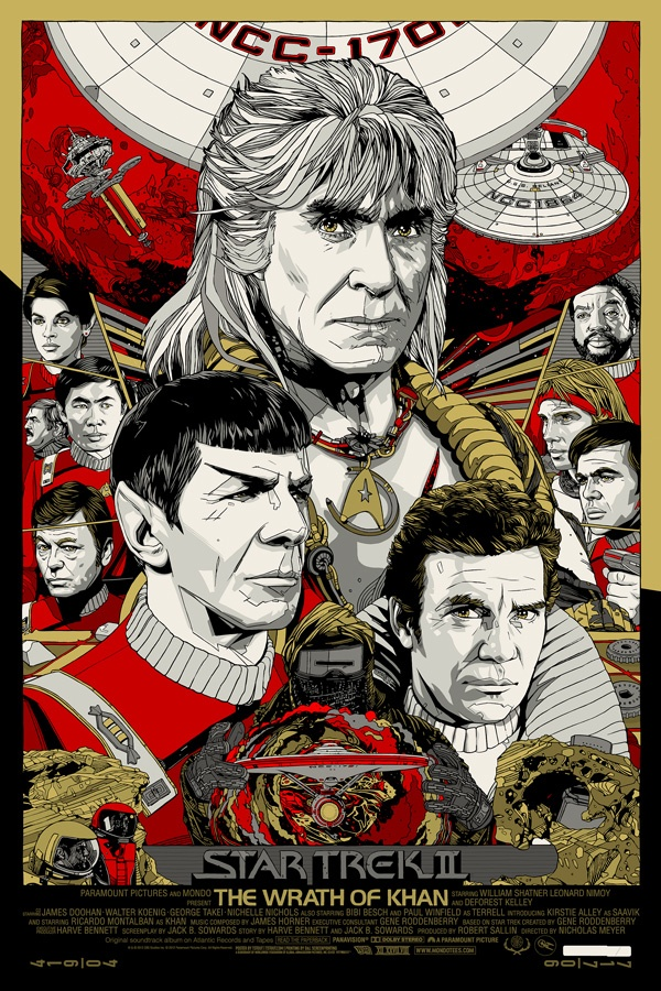 stout star trek II the wrath of khan