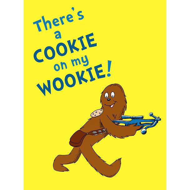 Peltz Wookie Cookie