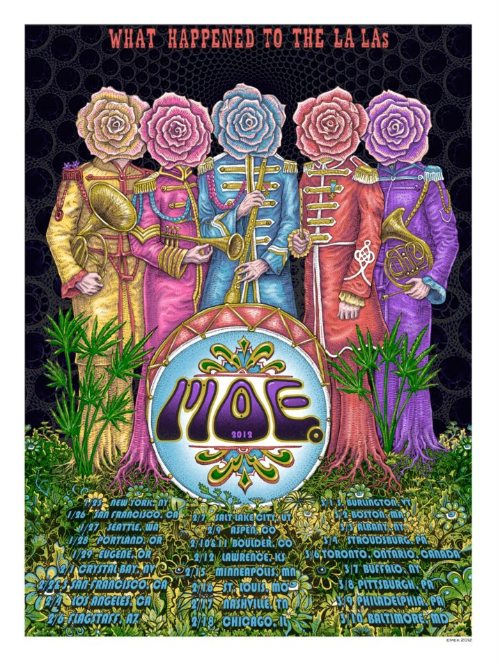 emek moe winter tour 2012