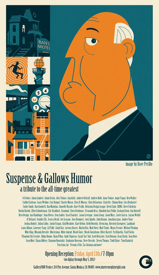 gallery 1988 suspense & gallows humor