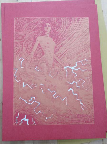 malleus bloom 25th anniversary art print