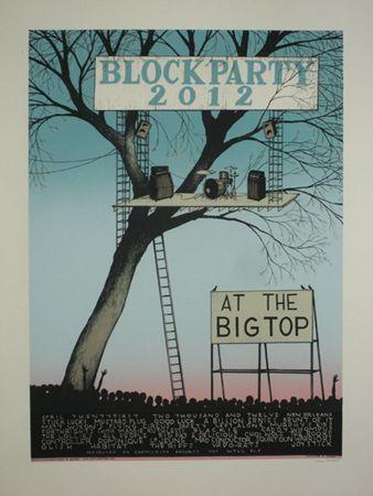 santora block party 2012